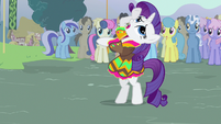 Rarity only be used S3E5