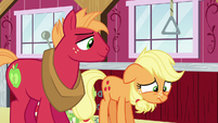 Young Applejack even more disappointed S6E23