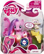 Cupcake Playful Pony toy