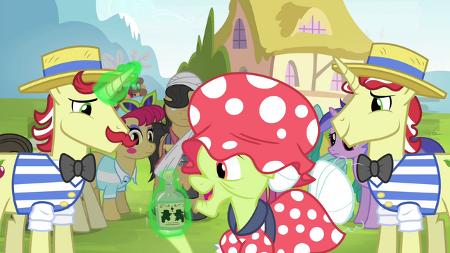 File:Flam giving Granny Smith more tonic S4E20.png