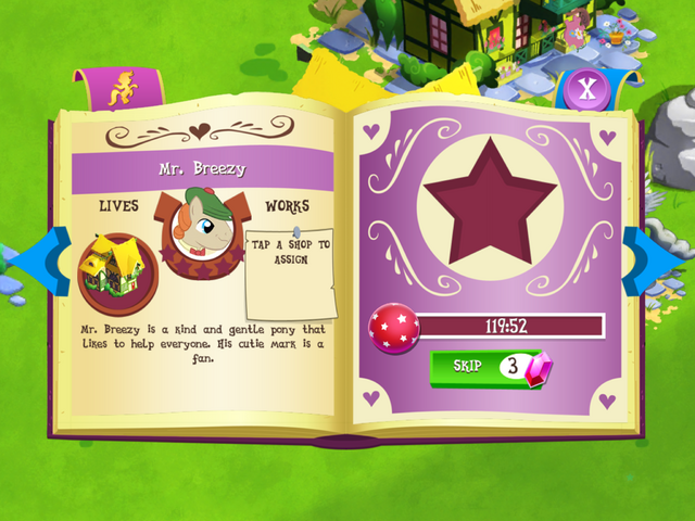 File:Mr. Breezy album page MLP mobile game.png