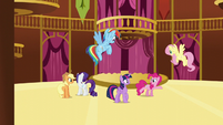 """Pinkie """"then a right, then another right"""" S5E19"""