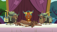 """Rutherford """"We demand party!"""" S5E11"""