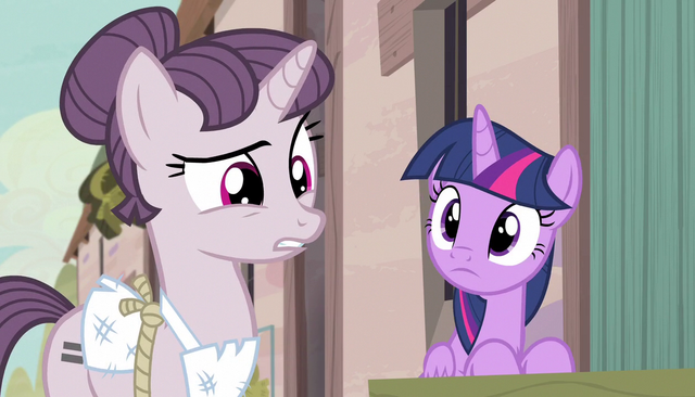"File:Sugar Belle ""sounds like you're agreeing"" S5E1.png"