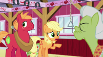 "Young Applejack ""I get what you're sayin'"" S6E23"