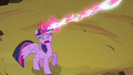 Alicorn magic sucked away from Twilight S4E26.png