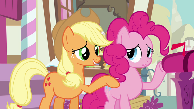 File:Applejack 'Why don't we just go see what Twilight's up to' S3E07.png