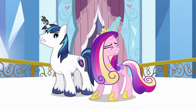 File:Cadance struggling to keep up magic S3E2.png