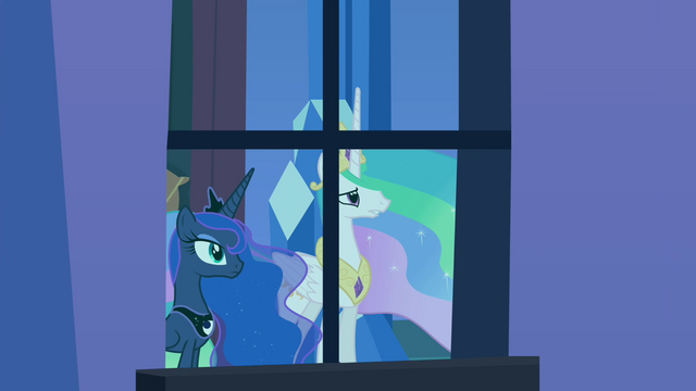 File:Celestia and Luna at a palace window S4E25.png