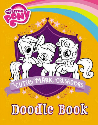 File:Cutie Mark Crusaders Doodle Book cover.png