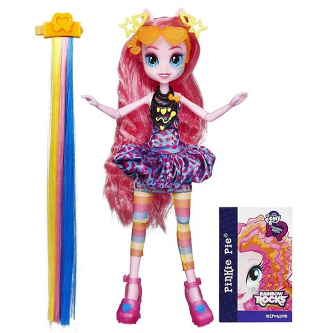 File:Rainbow Rocks Pinkie Pie Rockin' Hairstyle Doll.jpg