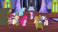 "Starlight ""isn't teamwork a key factor in friendship?"" S6E21"