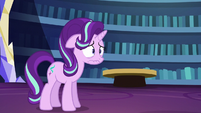 Starlight becomes a nervous wreck S6E1