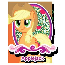 "File:Applejack's ""Meet the Ponies"" profile image.png"