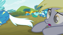 Pegasi powerless on the ground S4E25