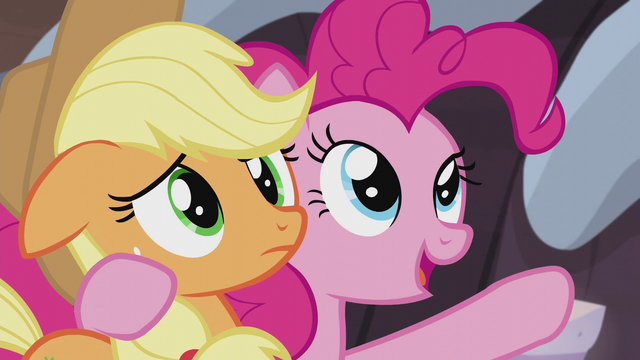 """File:Pinkie """"you'll do great in the flag finding mission!"""" S5E20.png"""