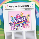 Pony Confidential 2013-12-29 - Rainbow Power