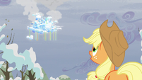 "Applejack ""in the name of Celestia"" S05E05"