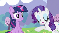 Rarity this straight S2E25