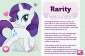 Teacher for a Day - Rarity's profile