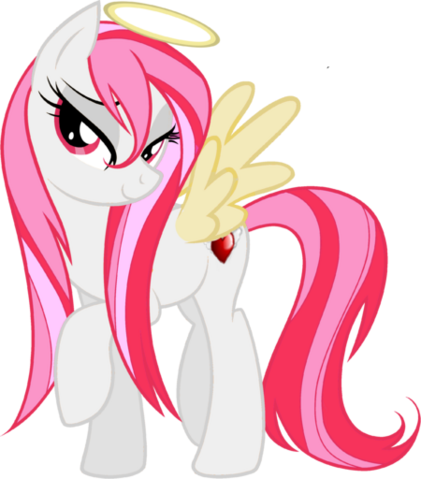 File:FANMADE Wet Name CDE Angel Pony.png