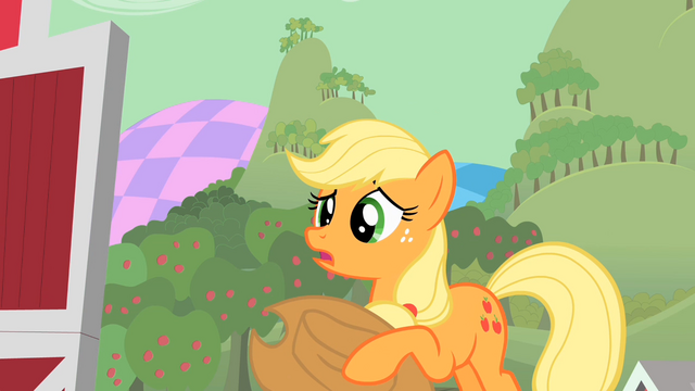 File:Applejack Remorseful S2E2.png