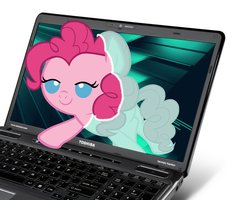 File:FANMADE Pinkie Pie exiting a laptop screen.jpg