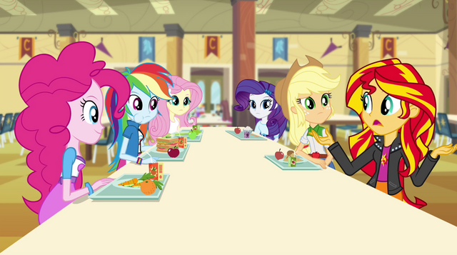 """File:Sunset Shimmer """"something off about them"""" EG2.png"""