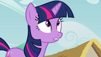 Twilight 'I'm familiar with loads of legends' S3E3