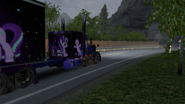 File:FANMADE ETS2 Pete 389 Custom - Starlight Glimmer Skin 4.png