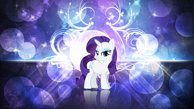 File:FANMADE Rarity wallpaper by ersatznomenclature.png