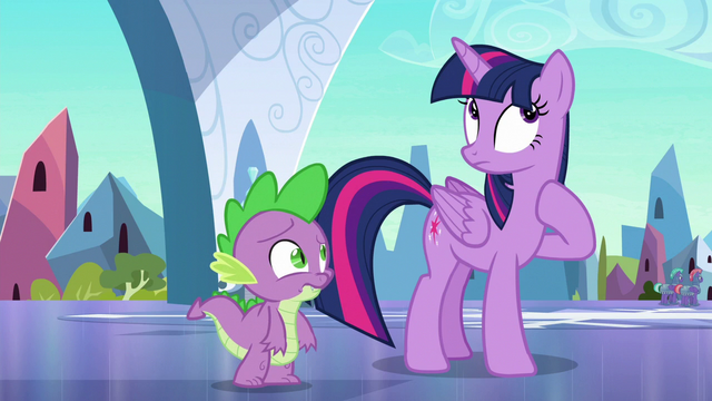 File:Twilight Sparkle pausing awkwardly S6E16.png