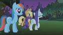Rainbow Dash has a tail error S1E02