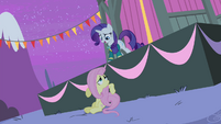 "Rarity ""Was it really that bad?"" S4E14"