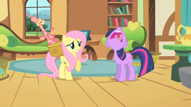 File:Twilight groans angrily at Fluttershy S01E22.png