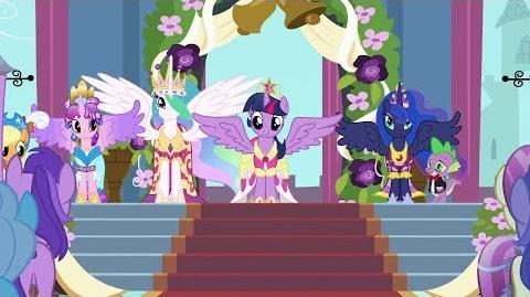 Behold, Princess Twilight Sparkle (Swedish)