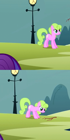 File:FANMADE Earth pony using levitation S1E8.png
