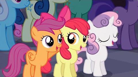 My Little Pony FiM - The Heart Carol - Polish