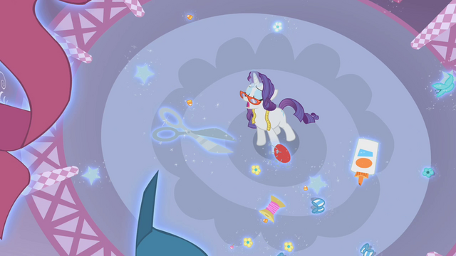 File:Objects levitating around by Rarity's magic S1E14.png