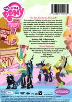 Season 2 DVD back cover