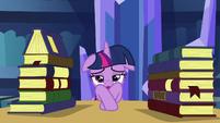 """Twilight Sparkle """"I'm bored"""" S5E16"""