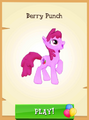 Berry Punch MLP Gameloft.png
