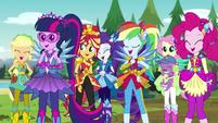 "Equestria Girls confident ""we got this!"" EG4"