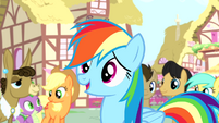 Rainbow 'What could be better' S4E12