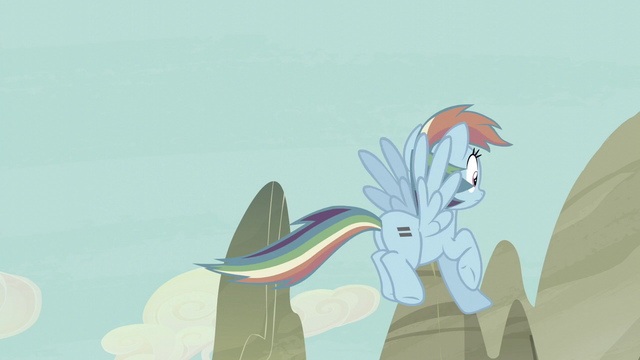 File:Rainbow Dash stops S5E2.png