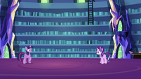 Twilight begins Starlight's shielding lesson S6E21