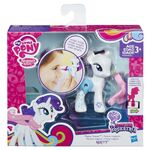 Explore Equestria Magical Scenes Rarity packaging
