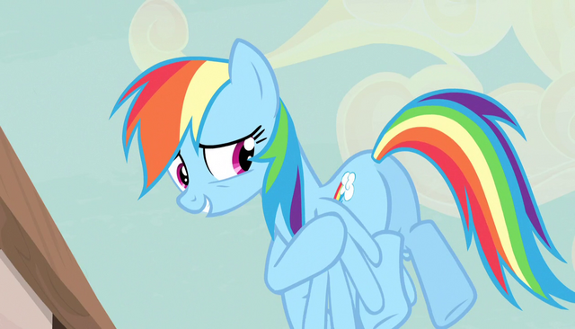 "File:Rainbow Dash ""give up our cutie marks?"" S5E1.png"