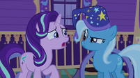 "Starlight ""had to make sure you weren't"" S6E25"