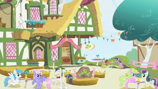 File:Twilight and Spike at a café S1E03.png